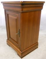 Mahogany Bedside Cupboard in the Victorian Style